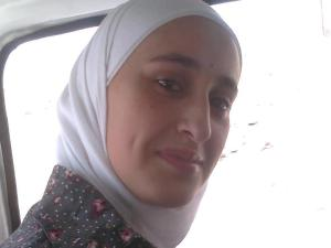 Isra Mahmoud Assayad rapita il 26 ottobre 2012 a Damasco