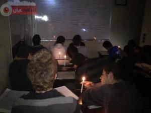 studenti ad Aleppo