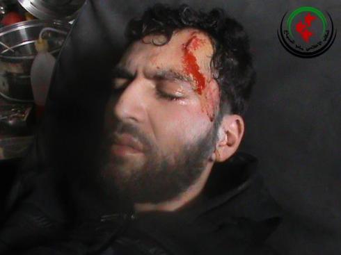 10 marzo 2013 Homs Omar Al tellawi