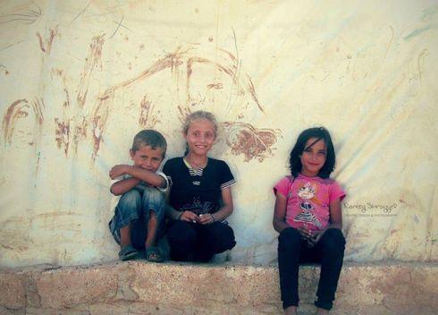 Syria, il futuro siete voi.